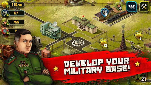WW2: real time strategy game! 1.03