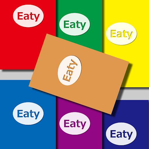 Eaty -ソーシャルネットワーク/メッセージアプリ-