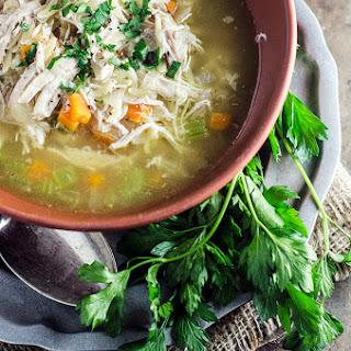 Brodo di Pollo - Italian Chicken Soup