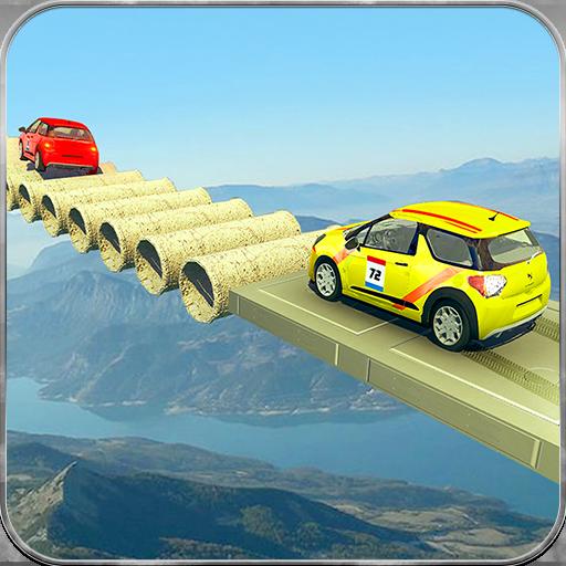 Baixar Impossible Ramp Car Driving & Stunts