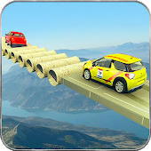 Impossible Ramp Car Driving & Stunts
