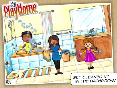 My PlayHome : Play Home Doll House 3.6.2.24 MOD for Android 3