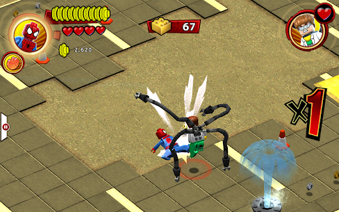 LEGO ® Marvel Super Heroes Mod Apk 6