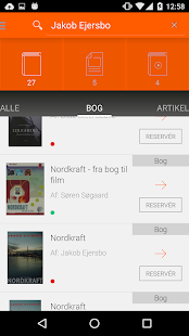 Biblioteket- screenshot thumbnail