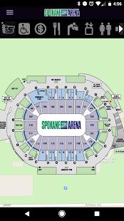 Spokane Arena - náhled