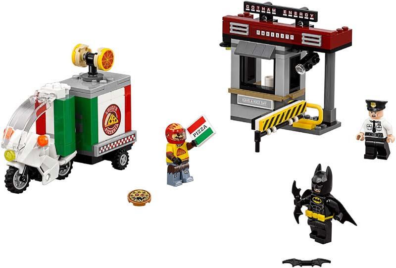 Contenido de Lego® 70910 Entrega Especial de Scarecrow™