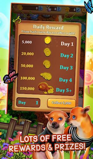 Puppy Dog Pop - Bubble Shoot Mania screenshots 19