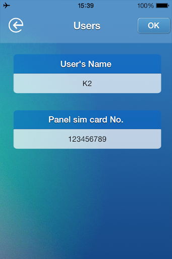 Nemaxx K2 Alarmsystem