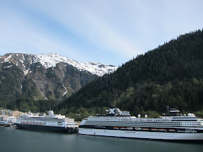 Photo: Busy day in Juneau
