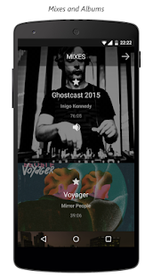 Mixes — Music Player- screenshot thumbnail