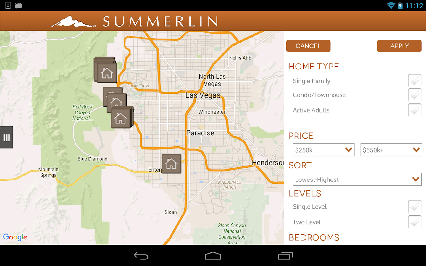 Summerlin- screenshot