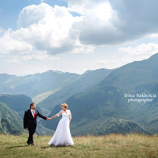 Wedding photographer Irina Sakhokia (irensi). Photo of 14.09.2017