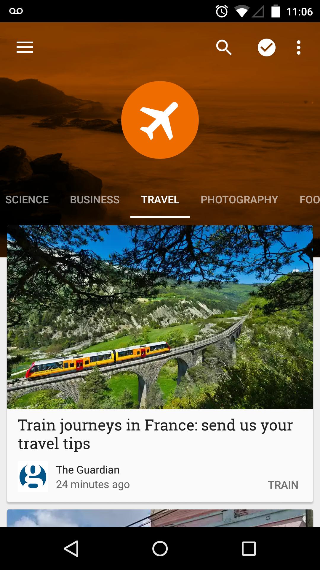 Google Play Newsstand screenshot #5