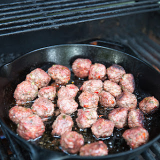 Bite Size Lamb Meatballs Recipe