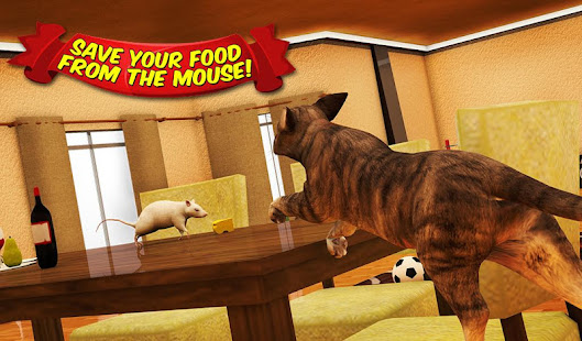 Angry Cat Vs. Mouse 2016 3