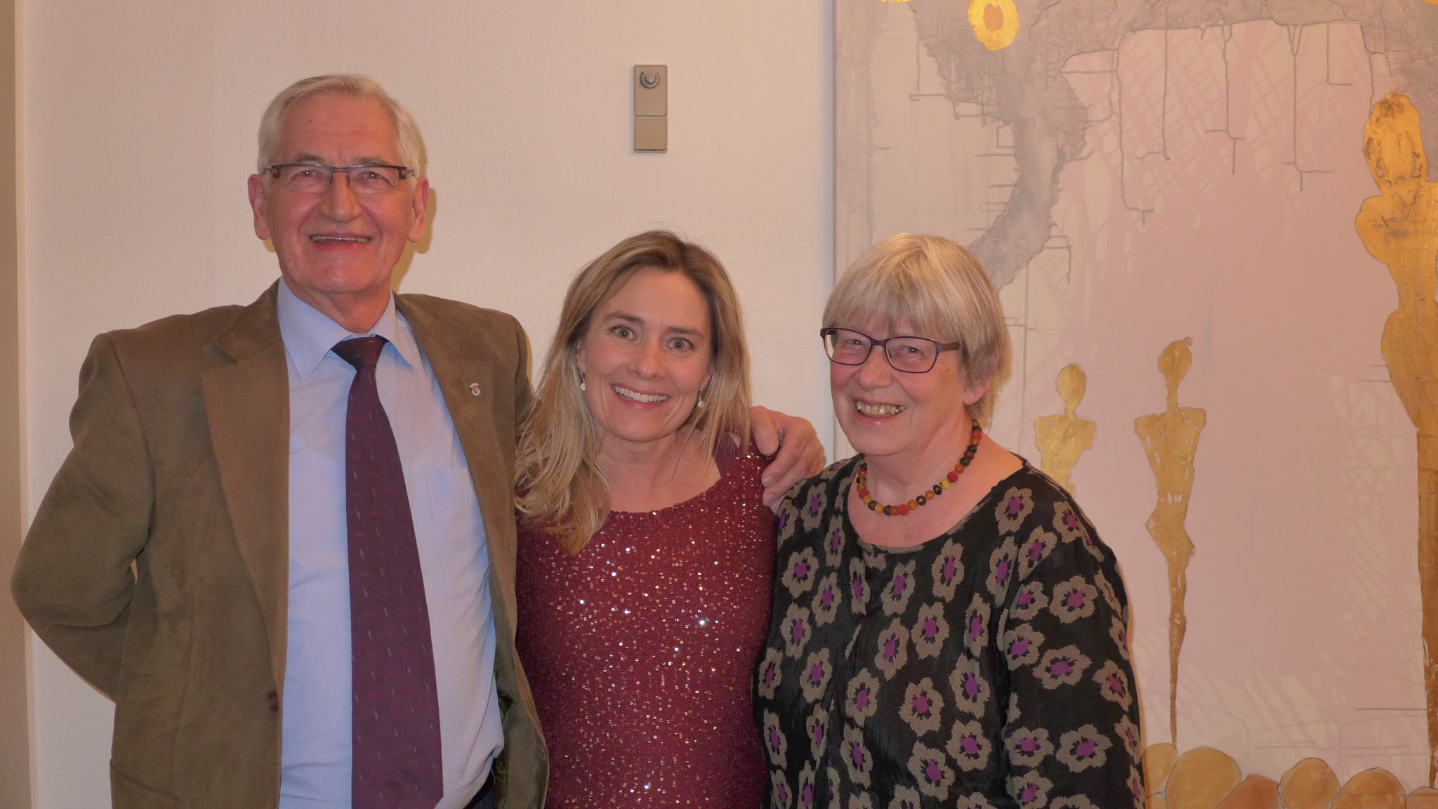 Photo: Arne Pedersen, Anna Louise Tranæs og Kirsten Johanne Vase