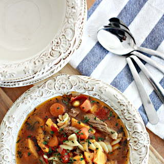 Potato Soup With Beef Broth Recipes