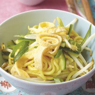 Egg Noodle Salad Recipes.