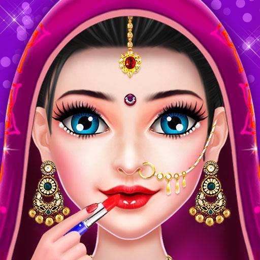 Indian Wedding Fashion Stylist Salon For Bride