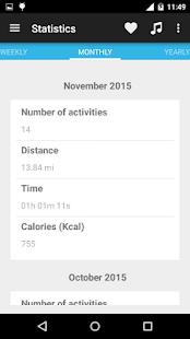 MyRunningApp GPS Running Bike - náhled
