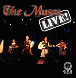 The Muses – Live! DVD