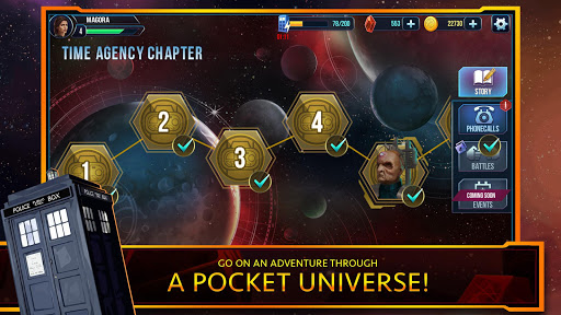 Doctor Who: Battle of Time 1.0.22 {cheat|hack|gameplay|apk mod|resources generator} 3