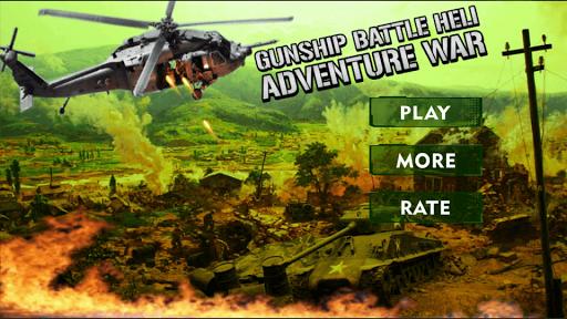 Gunship Battles Adventure 3d