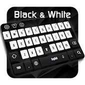 Black & White Keyboard