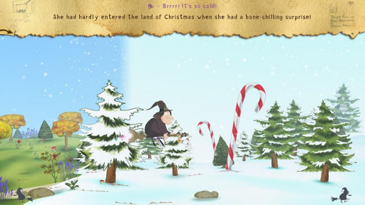 The Witch and the Christm…Lite