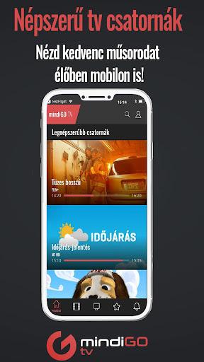 mindiGO TV screenshots 1