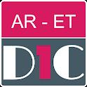 Arabic - Estonian Dictionary (Dic1) icon