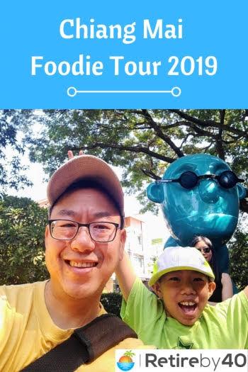 Chiang Mai foodie tour 2019