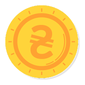 Top currency widget