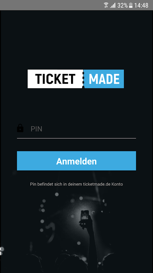 Ticketmade Scan- screenshot