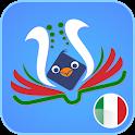 Lyrebird: Learn ITALIAN icon