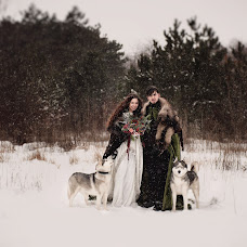 Wedding photographer Yuliya Frolova (frolovajuly). Photo of 22.01.2016