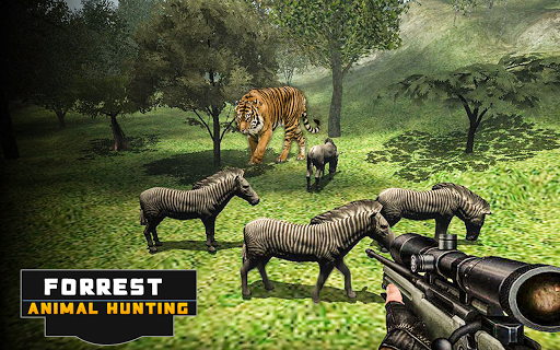 Forest Animal Hunting 2018 - 3D filehippodl screenshot 24
