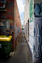 Photo: Alleyways