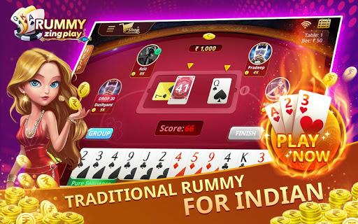 Rummy ZingPlay! Free Online Card Game 0.0.22 screenshots 14