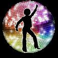 Disco Light Live Wallpaper Icon