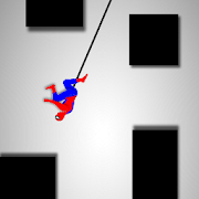 Free Running of Spider Hero