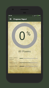Poems - Poets & Poetry in English Screenshot