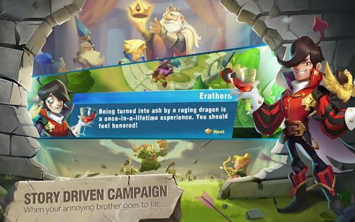 Télécharger Gratuit Heroes Bash mod apk screenshots 3