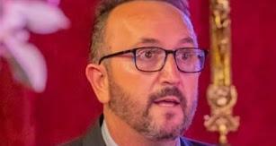 Ángel Collado, alcalde de Bédar.