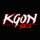 92.3 KGON icon