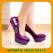 Women High Heels Designs icon