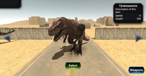 Battle Dinosaur Clash  trampa 9
