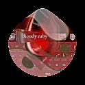 Bloody ruby GO Keyboard icon