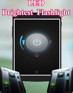 LED Brightest Flashlight - náhled