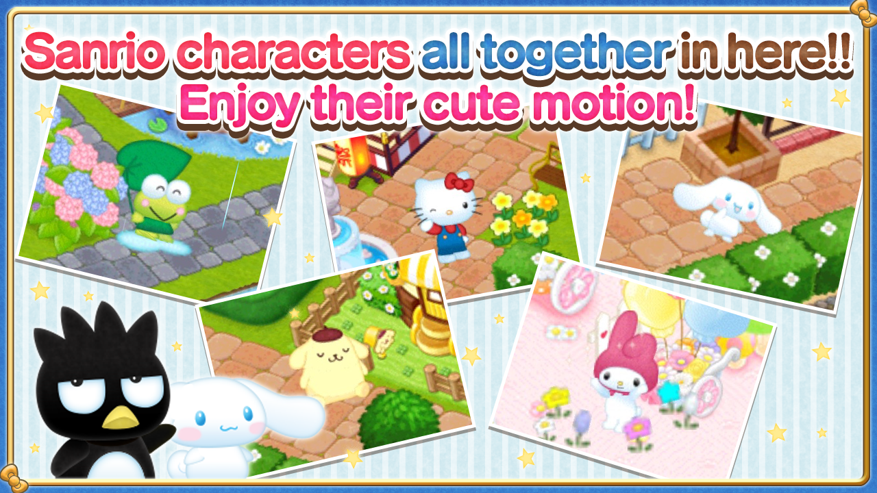 Hello Kitty World - Fun Game- screenshot